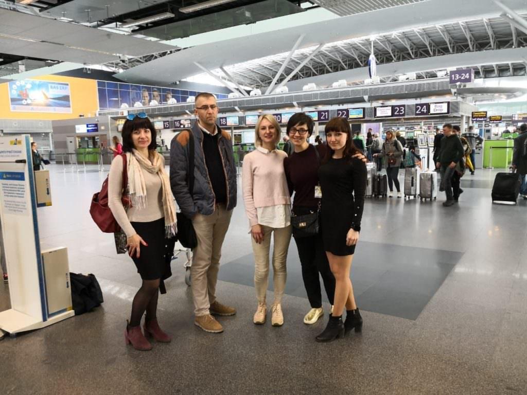 """Компанія SHEN розпочала обслуговування аеропорту """"Бориспіль"""""""