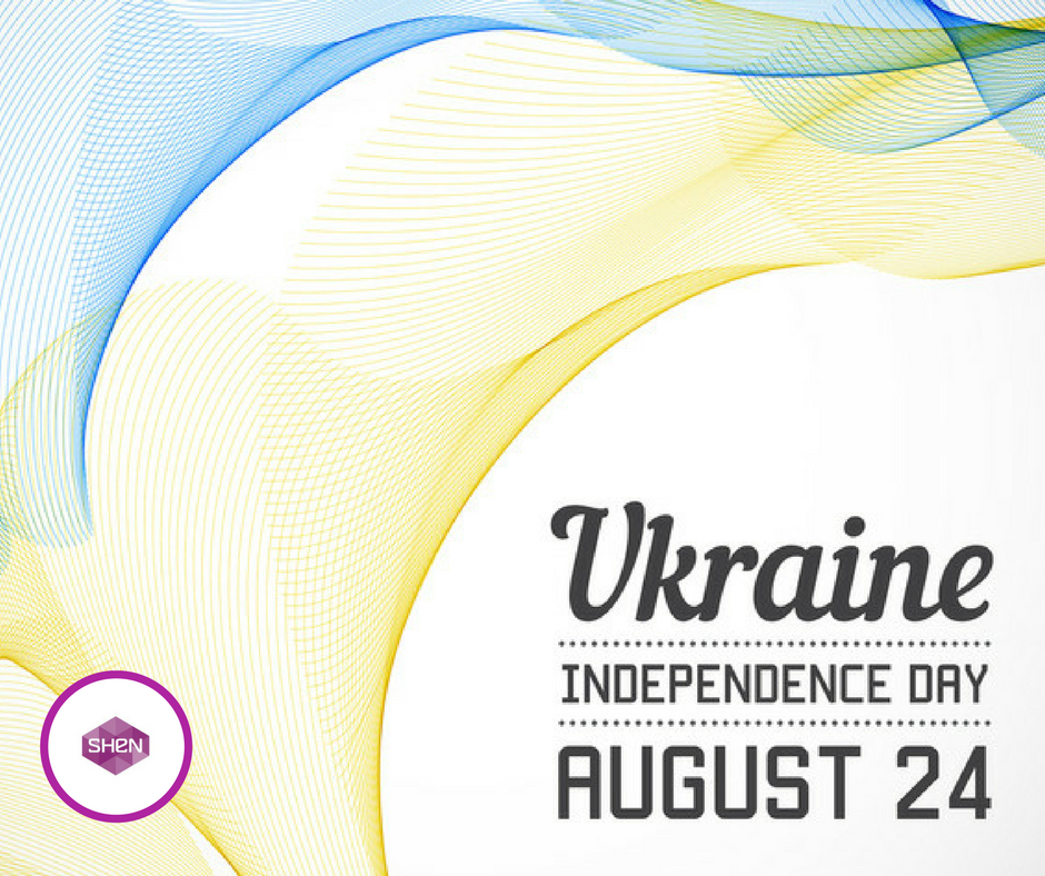 Congratulations on the Independence Day of Ukraine!