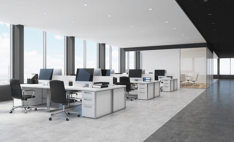 Професійне прибирання приміщення або створення продуктивного середовища для роботи компанії
