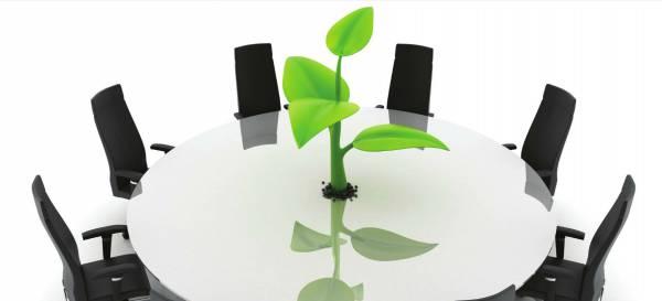 """""""Зелений офіс"""". Ефективна оптимізація і запорука здоров'я"""