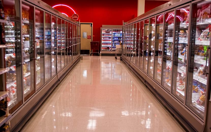 Прибирання супермаркетів