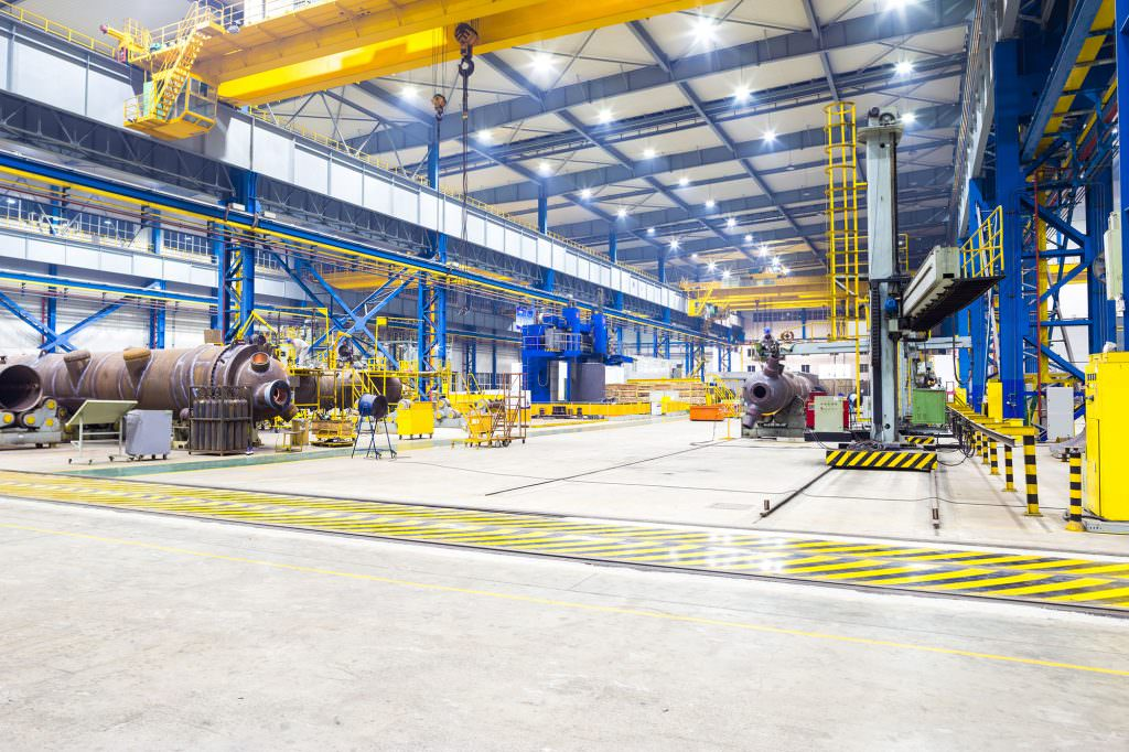 Cleaning Services for Production Facilities and Workshops