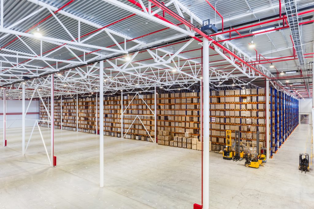 Cleaning Services for Warehouses and Storage Facilities