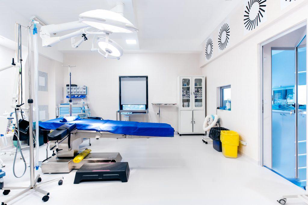 Прибирання медичних закладів