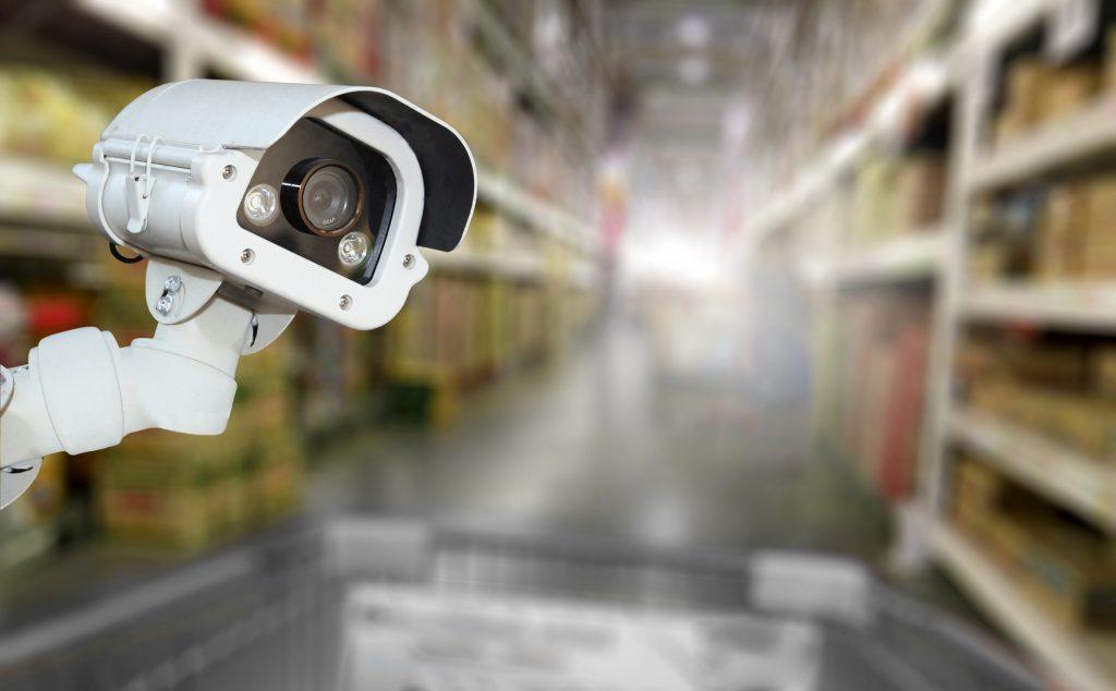 Warehouse and Logistics Center Security