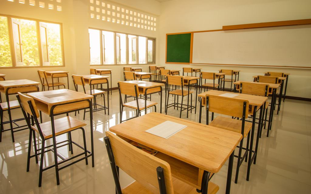 Уборка образовательных учреждений