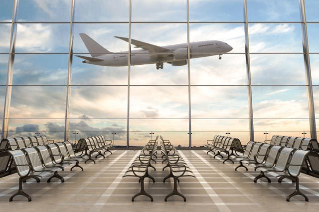 Прибирання аеропортів