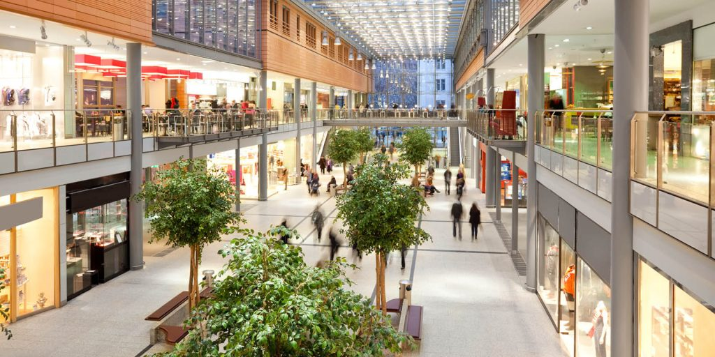 Facility Management for Shopping and Entertainment Centers