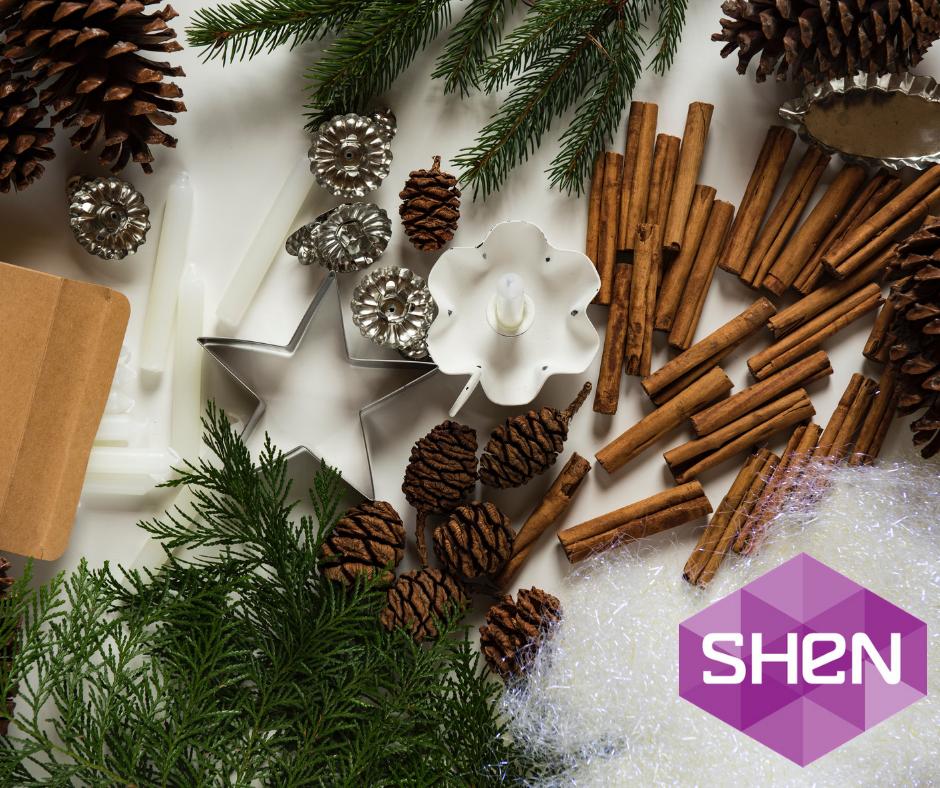 Привітання з Різдвом від компанії SHEN!!!