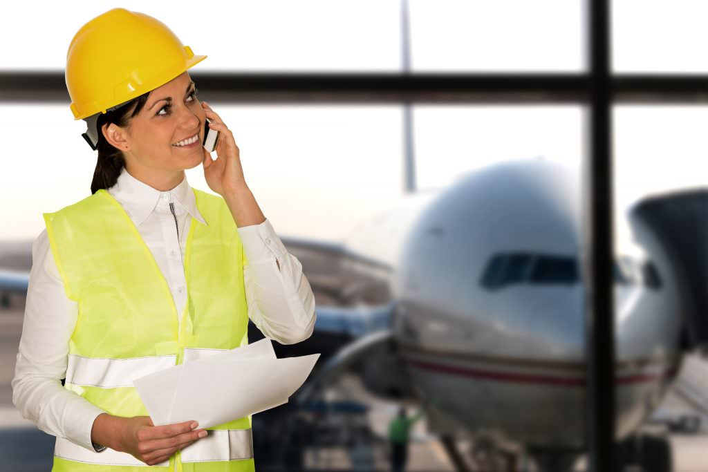Обслуговування аеропортів