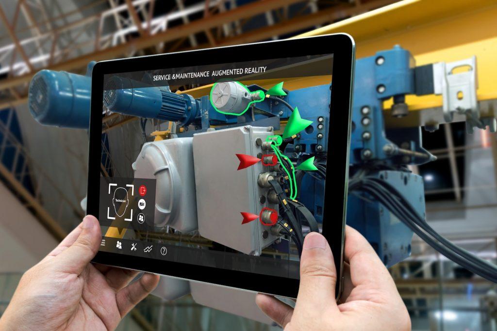 Использование виртуальной и дополненной реальности при техническом обслуживании недвижимости