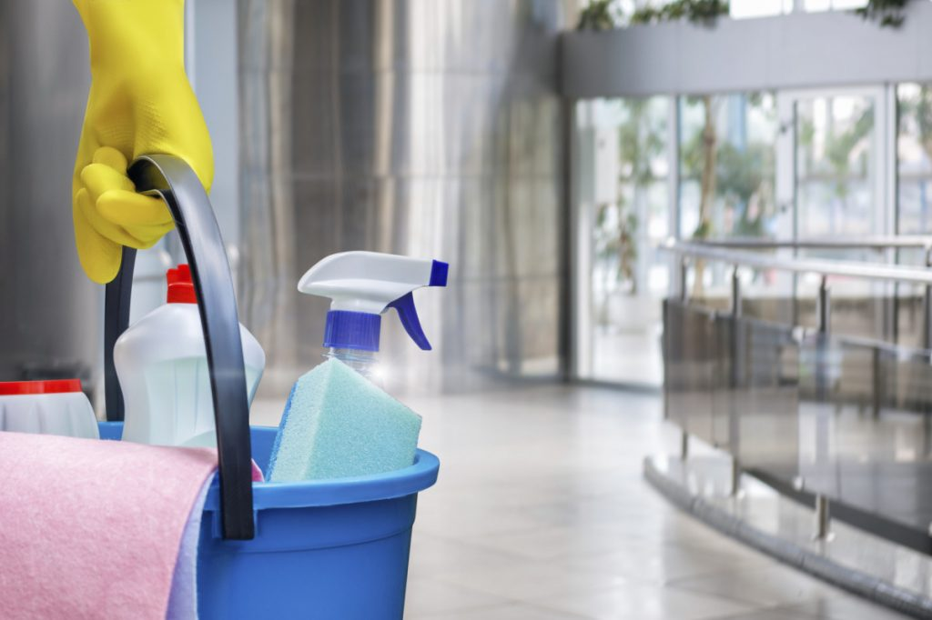 The market of cleaning services in Ukraine