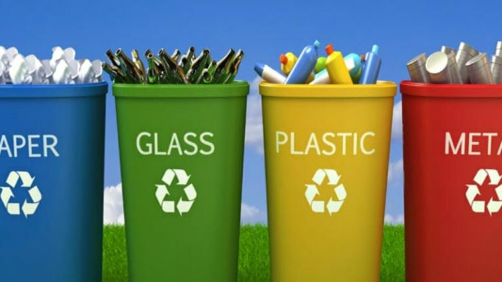 Waste management. Reuse and recycling in commercial buildings