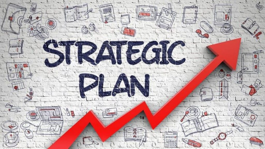 About the strategic plan of the property