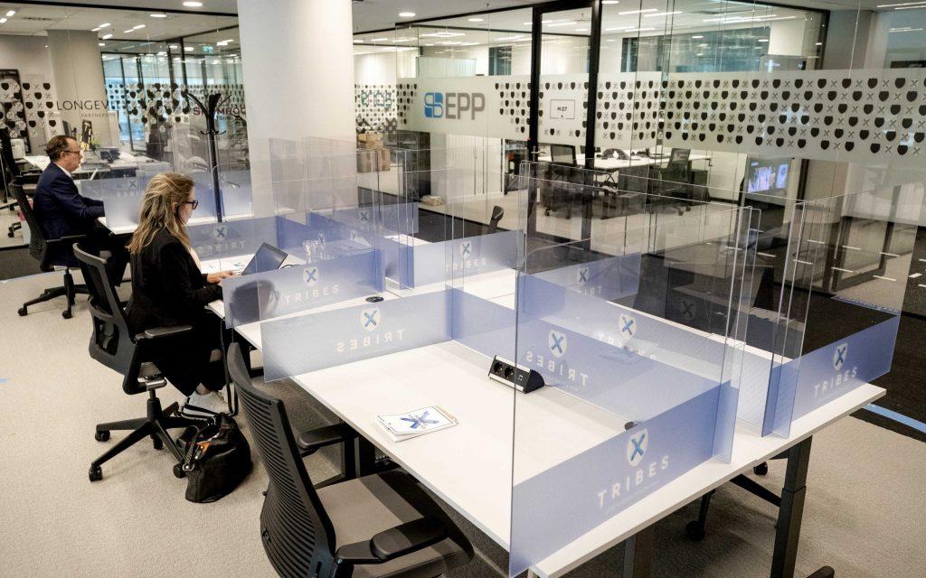 Организация социальной дистанции в офисе. Практические советы