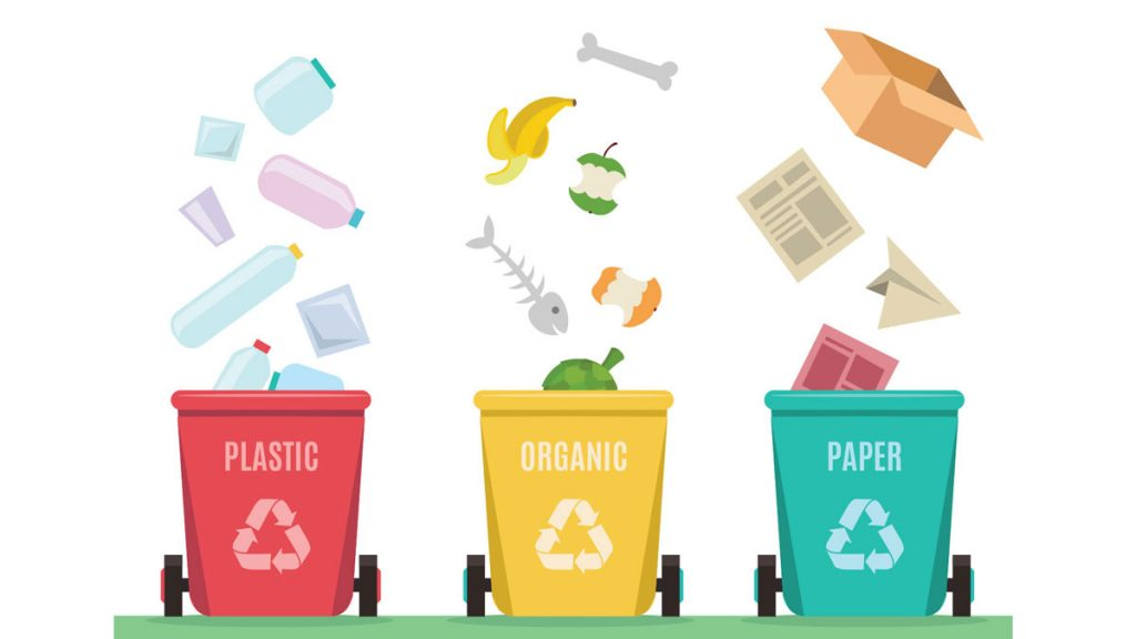 Less garbage - less cost. How to achieve balance?