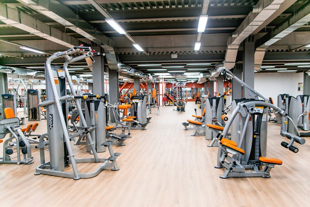 How to reduce the risks of infection in fitness clubs