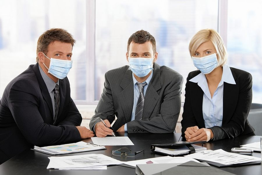 How to protect employees from coronavirus if it is impossible to maintain a distance of 1.5 meters