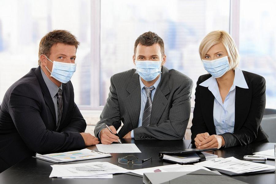 Как защитить сотрудников от коронавируса если соблюсти дистанцию в 1.5 метра невозможно