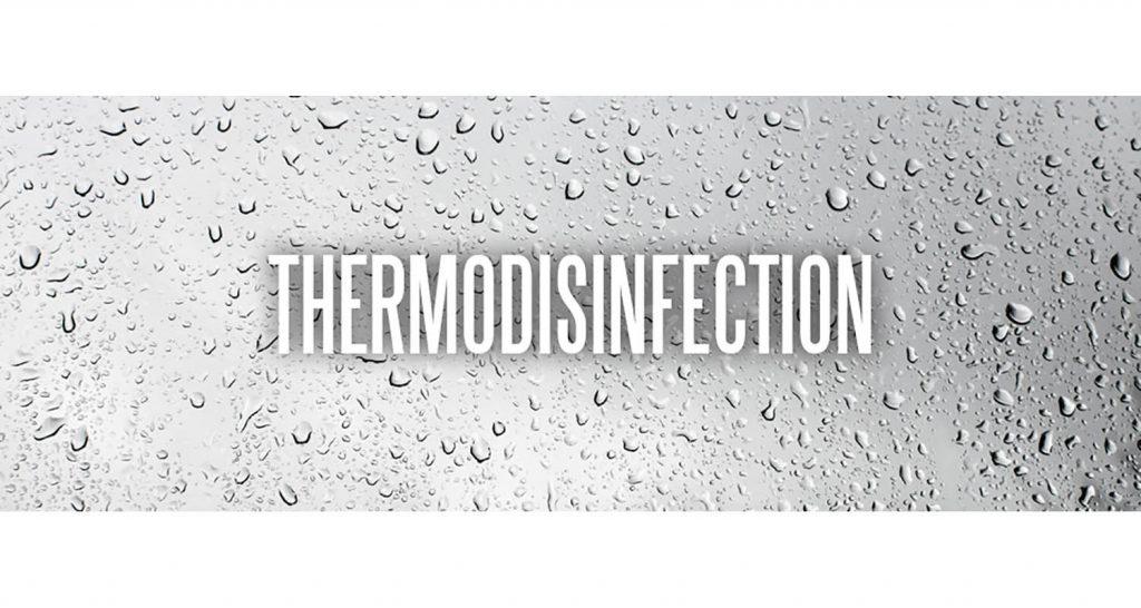 Що таке термальна дезінфекція?