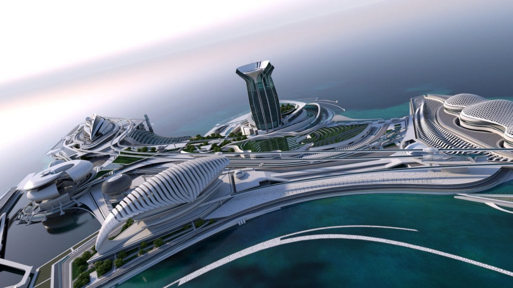 Buildings of the future. Overview of modern commercial real estate projects