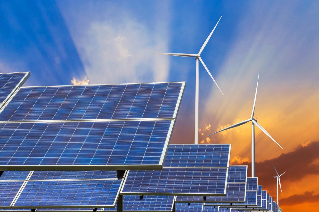 Development of alternative energy sources. Forecast and prospects