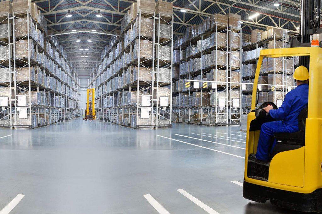 Профессиональные советы по обслуживанию складских комплексов в период пандемии