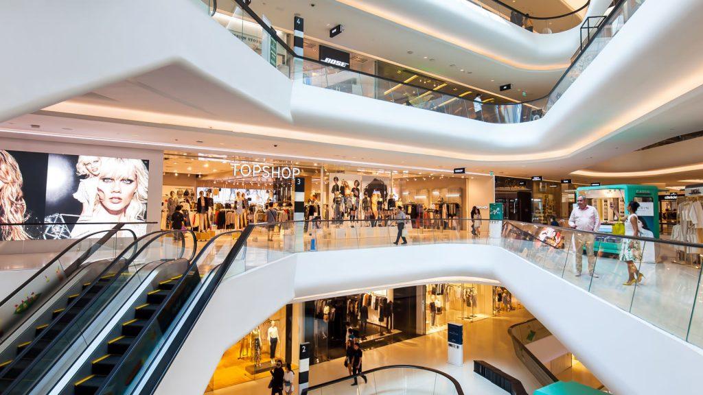 Торговые центры Украины. Итоги уходящего года