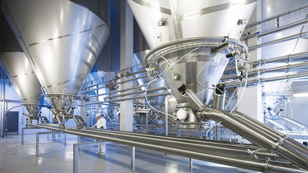 Технічне обслуговування на об'єктах харчової промисловості
