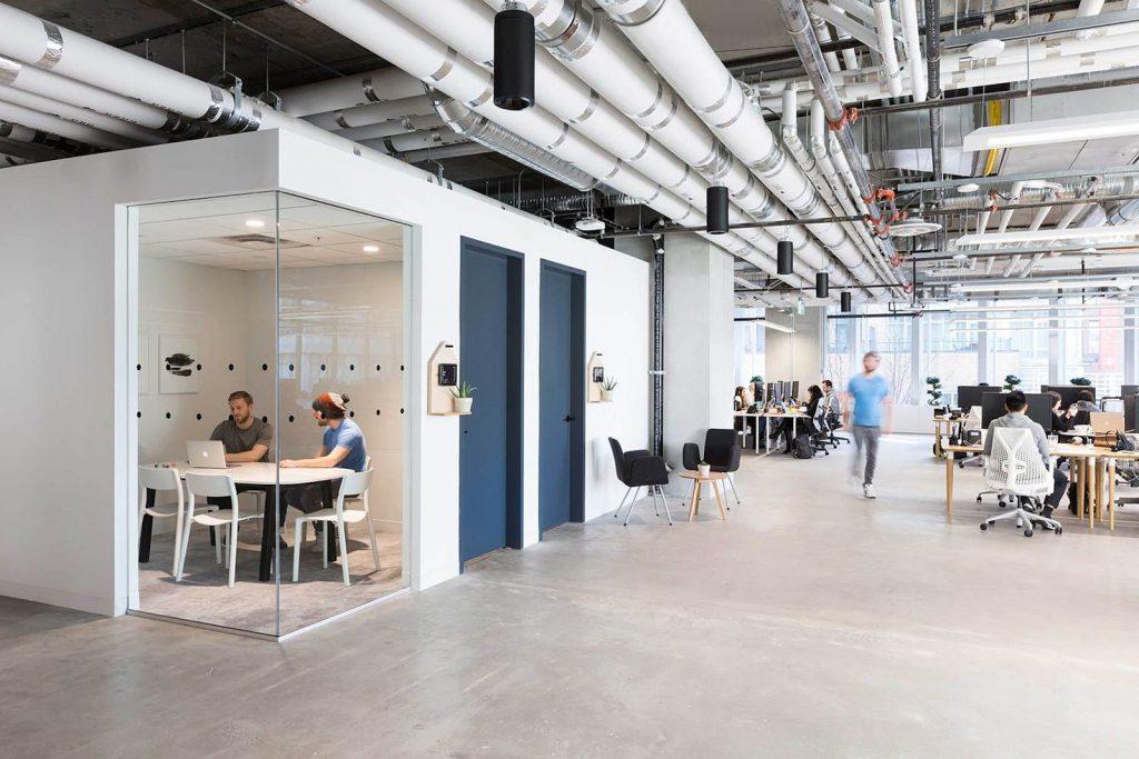 Прогнозы развития тренда гибких офисов
