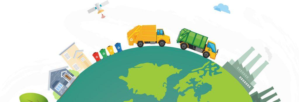 Waste management. Нестандартные подходы и решения